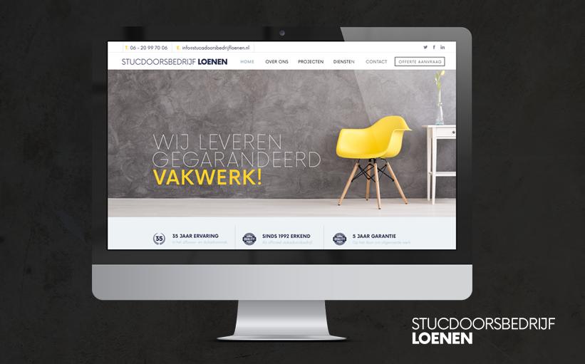 Stukadoorsbedrijf Loenen